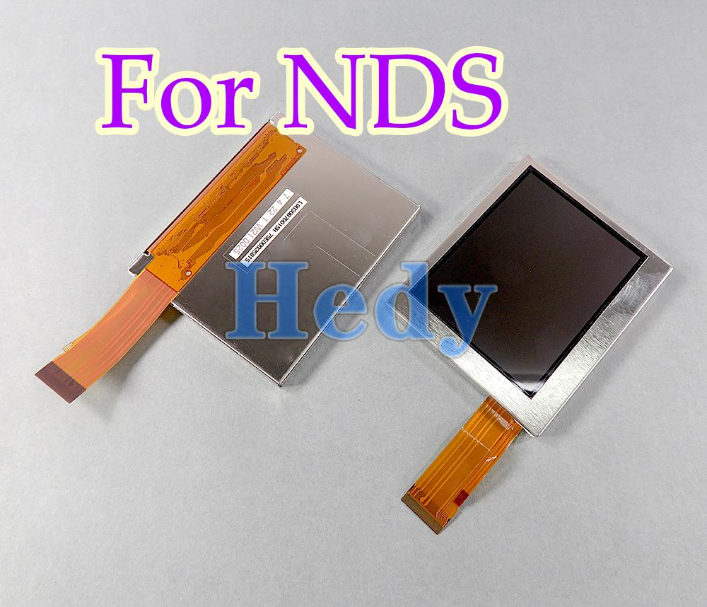 Tela lcd superior para nintendo ds, tela lcd de baixo para substituição, universal