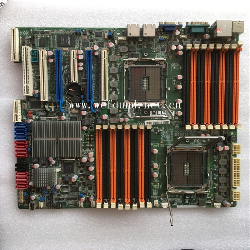 100% placa base del servidor de trabajo para KGPE-D16 G34 totalmente probada