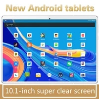 android 9 0 new 6g128gb tablet 10 1 inch eight core 4g call phone tablet 1280800 hd game learning webclass supports wifi gps
