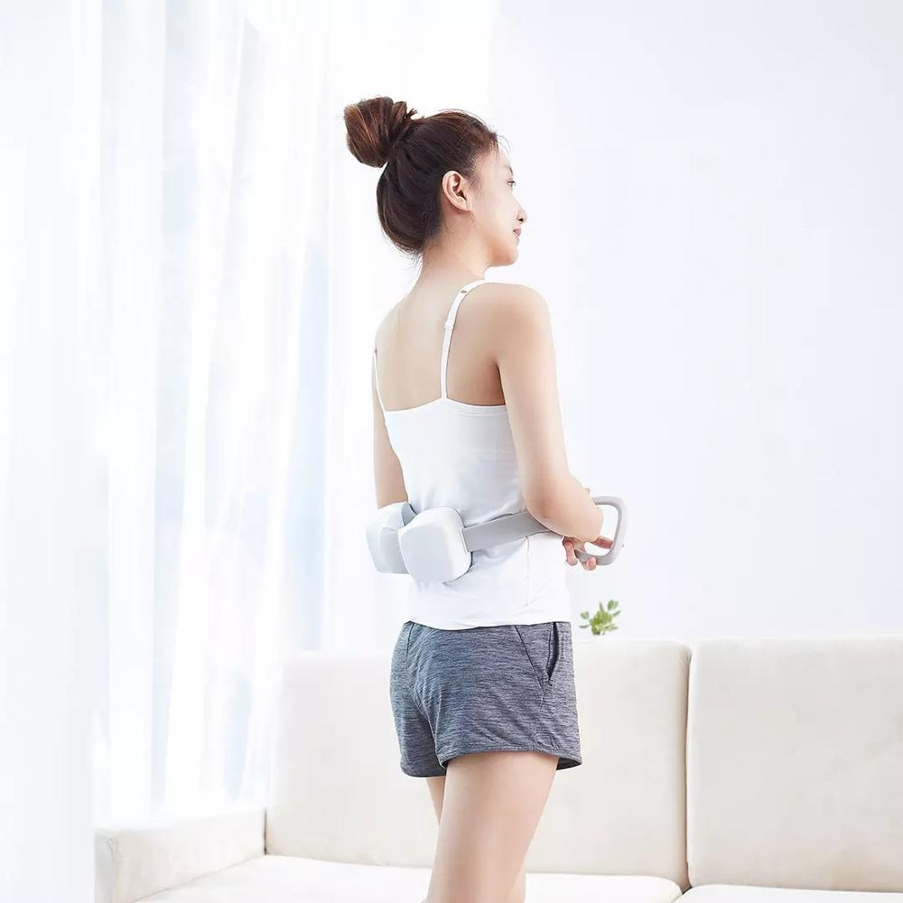 Youpin Neck Electric Massager Two-way Kneading Type-c Charging 3 Modes One Button Switching Fitness Massager enlarge