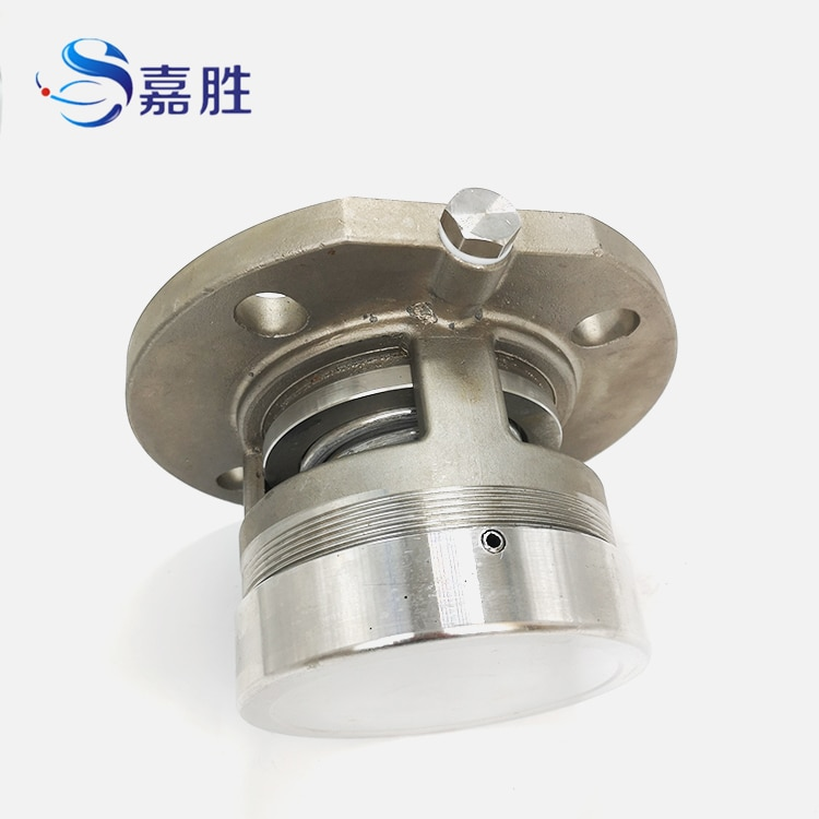 China Stainless Steel Fuel Tank Truck Trailer Reducing Pressure Relief Safety Control Valve enlarge