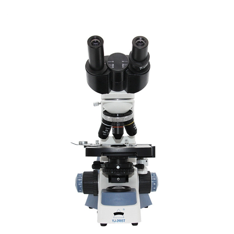Alta configuración, microscopio biológico de laboratorio, diadema de multiobservación, equipo electrónico de Gran Aumento de ocular