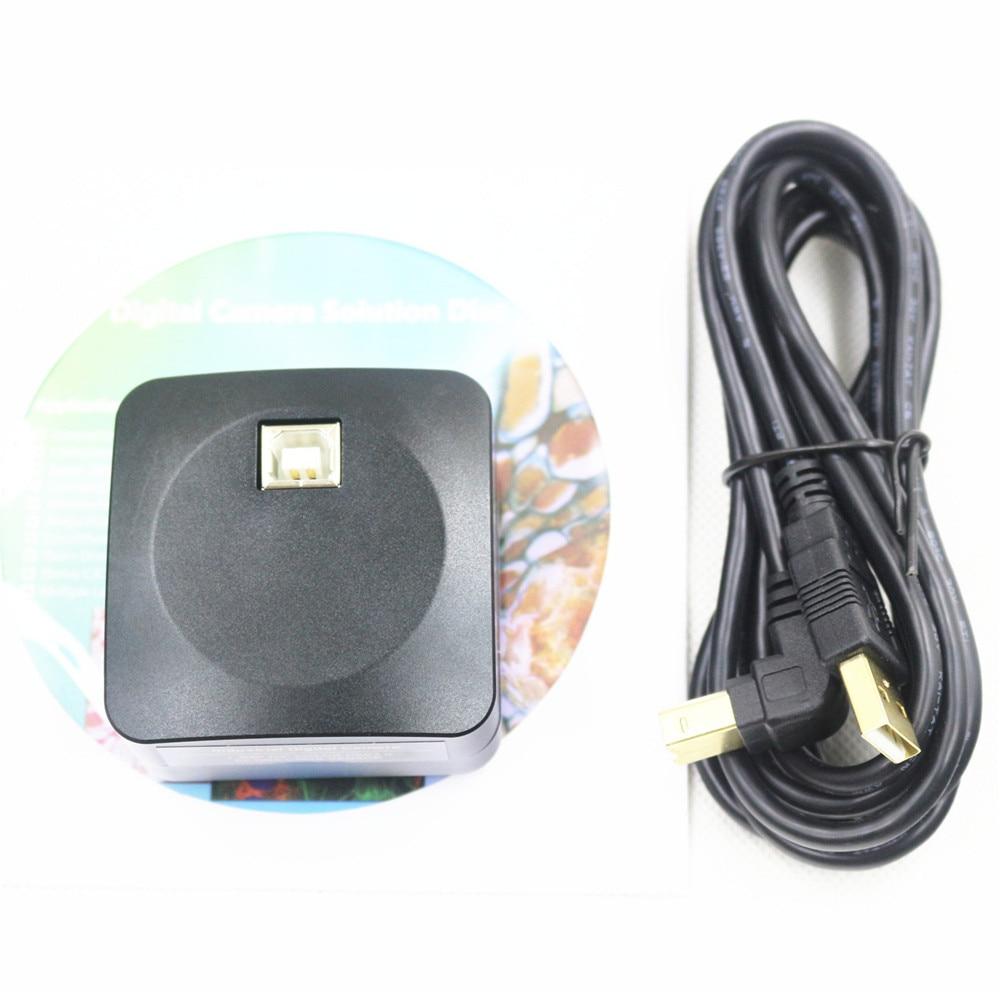 E3CMOS 12M USB3.0 Cámara microscópica SONY Exmor Sensor microscopios cámaras digitales