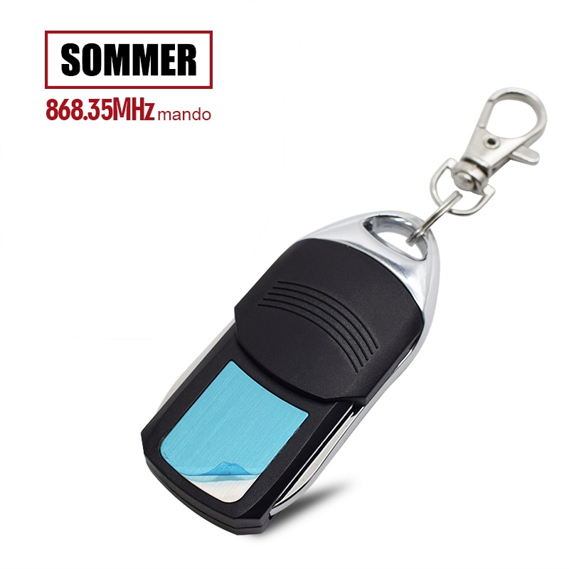 2020 NEW SOMMER Garage door Remote Control Rolling Code 868.35 MHz tx03 868 4 4011 4031 4035 4025 free shippping