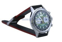 Ad30merkur fod cronógrafo mecânico para tianjin 1963 st1901 movimento swanneck relógio piloto dos homens flieger B-UHR handwind militar