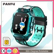 2021 Q19 Smart Watch Kids GPS Waterproof  SOS Anti-Lost Camera Alarm Clock Voice Chat Games SmartWat