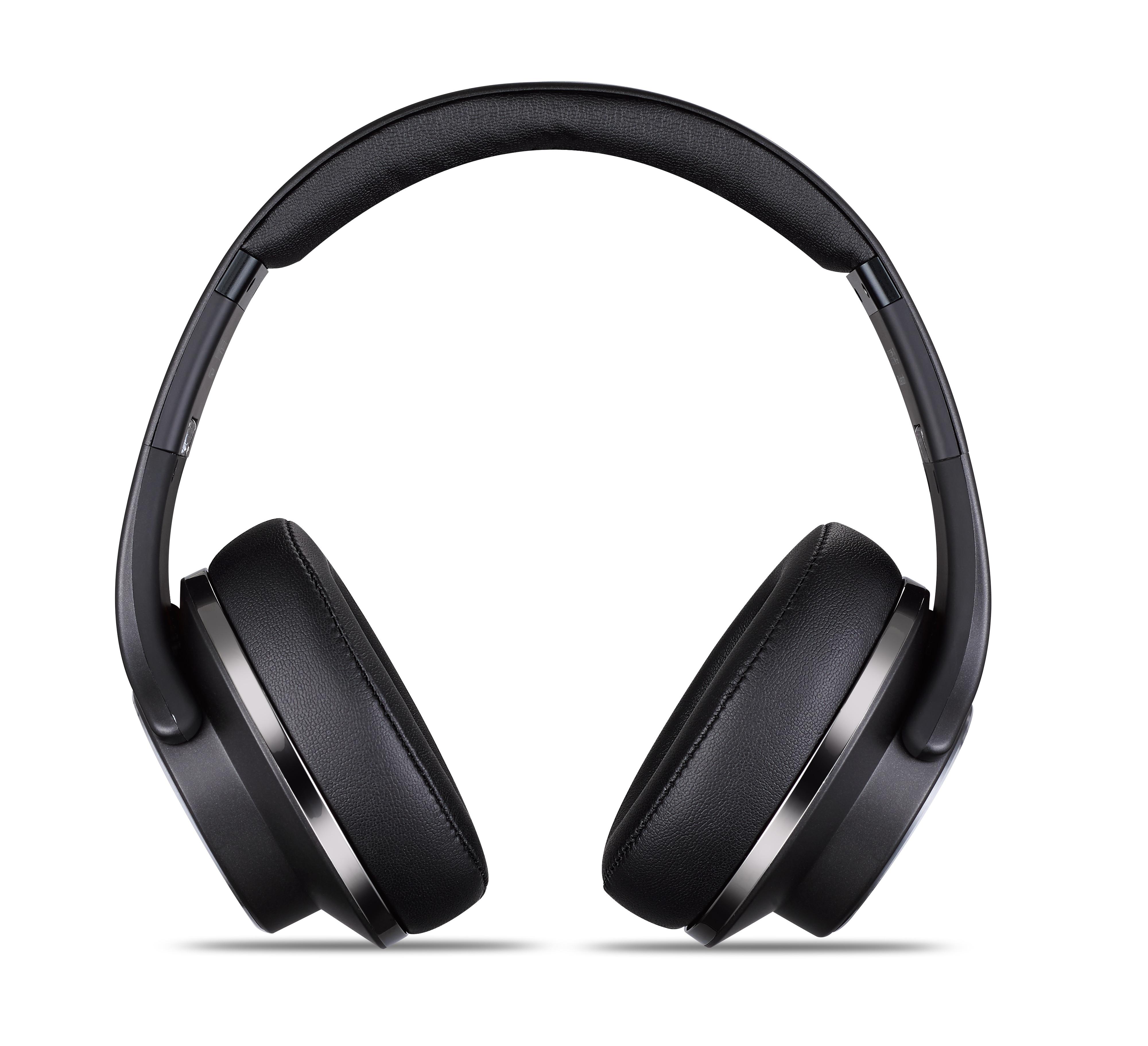 سماعة بلوتوث لاسلكية SODO MH5 ، سماعة رأس قابلة للتعديل مع ميكروفون ، 2 في 1 ، NFC
