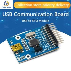 FT245 USB Module FT245R FT245RL USB Communication Development Board Kit USB TO Parallel FIFO NEW