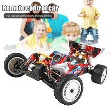2.4G Racing  RC Car Wltoys 104001 Competition 45 km/h Metal Chassis 4WD Electric RC Formula Car Remo