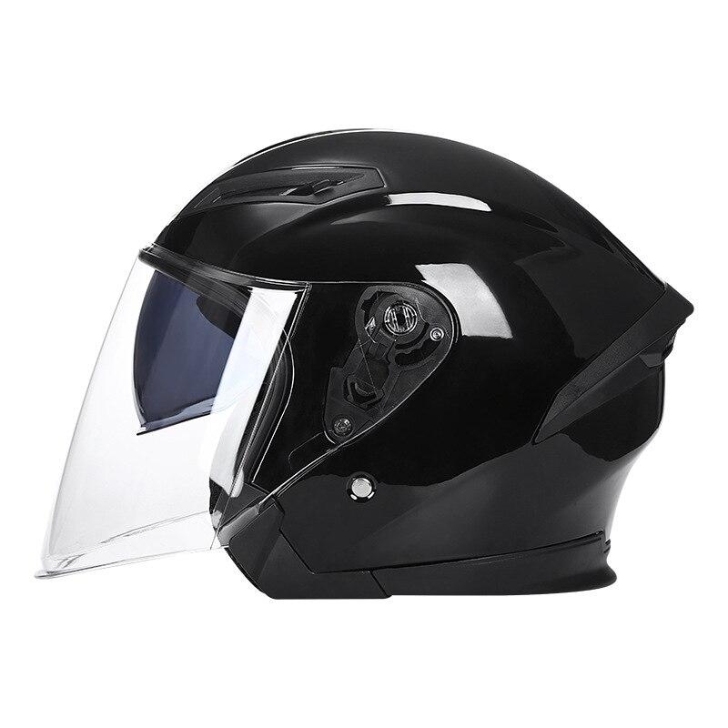Casco De Seguridad clásico Para Adulto, protector Para moto, Original