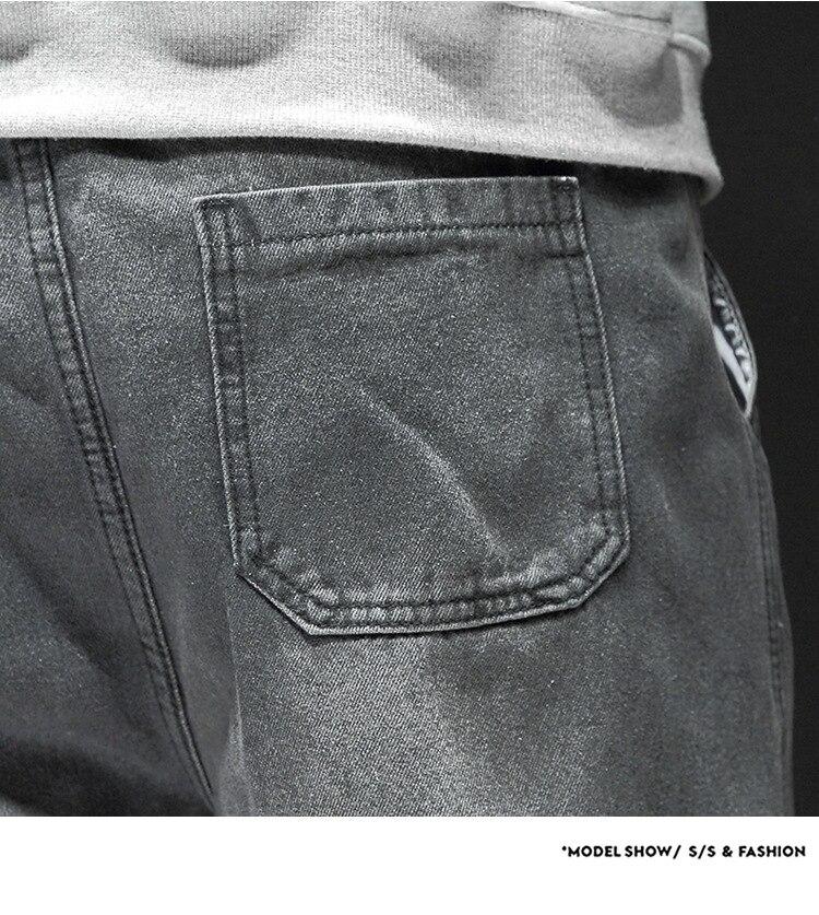 2020 Autumn Men Pants Hip Hop Harem Joggers Pants Male Trousers Mens Solid Multi-pocket Cargo Pants New Skinny Fit Sweatpants