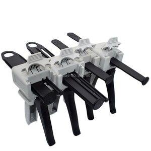 50ml/75ml 10:1 Applicator Gun AB Glue Acrylic Adhesive Epoxy Dispensing Gun 30cc 55cc 1-part  UV Glue Adhesive Caulking Gun