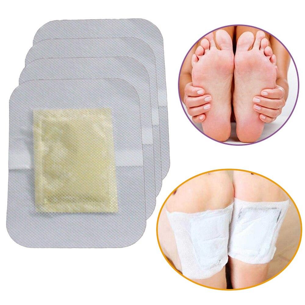 Купить с кэшбэком New Arrival 6Pcs/Bag Lavender/Rose/Ginger Essential Oil Detox Foot Patch Adhesive Detox Slim Foot Care Plasters Chinese