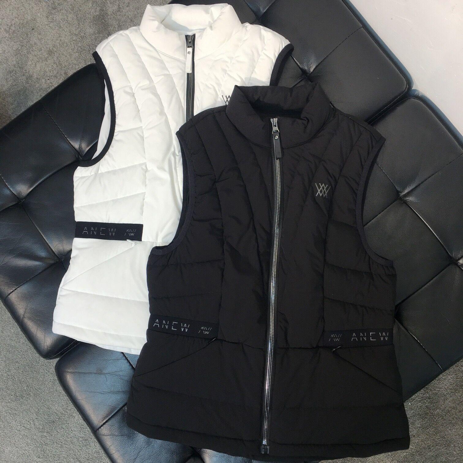 A-NEW Golf Clothing Fashion Slim Women's Down Jacket Vest