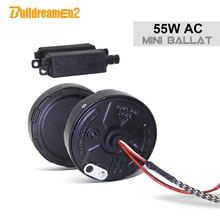 55W Hid Xenon Ballast Ignition Quick Start Mini Ballast Blok 12V Voor Xenon Lamp H1 H4 H7 H3 h11 881 9005 HB3 9006 HB4 9012 9007