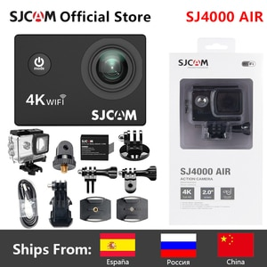 SJCAM SJ4000 AIR Действий Камеры Full HD Allwinner 4К 30FPS WIFI 2.0