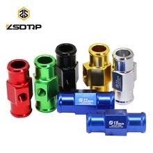 ZSDTRP para Koso Norteamérica adaptadores de Sensor de temperatura del agua 18mm adaptador de Sensor de temperatura del agua 22mm