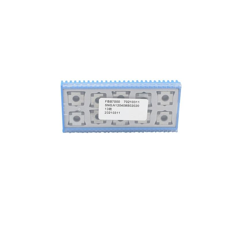 CBN SNGA 120408 عالية الجودة الصلب تحول أداة التصنيع باستخدام الحاسب الآلي تحول أداة مخرطة أدوات تقطيع شفرة