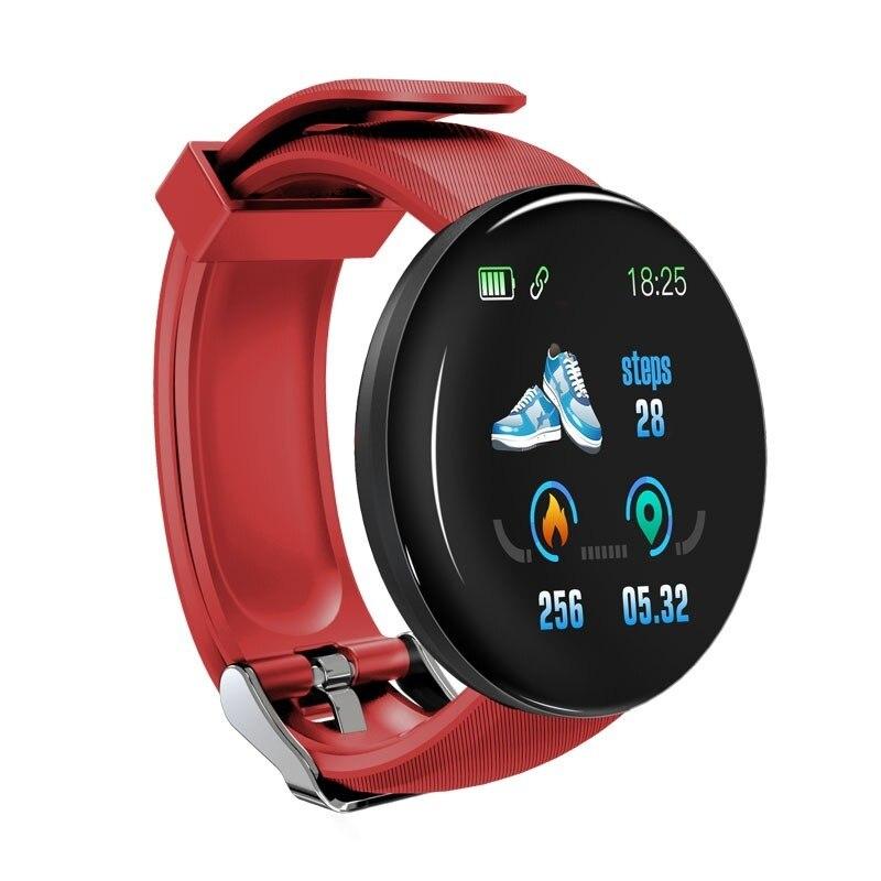 Watch The Mens' Watches Smart Women Men Bracelet Waterproof Sport Tracker For
