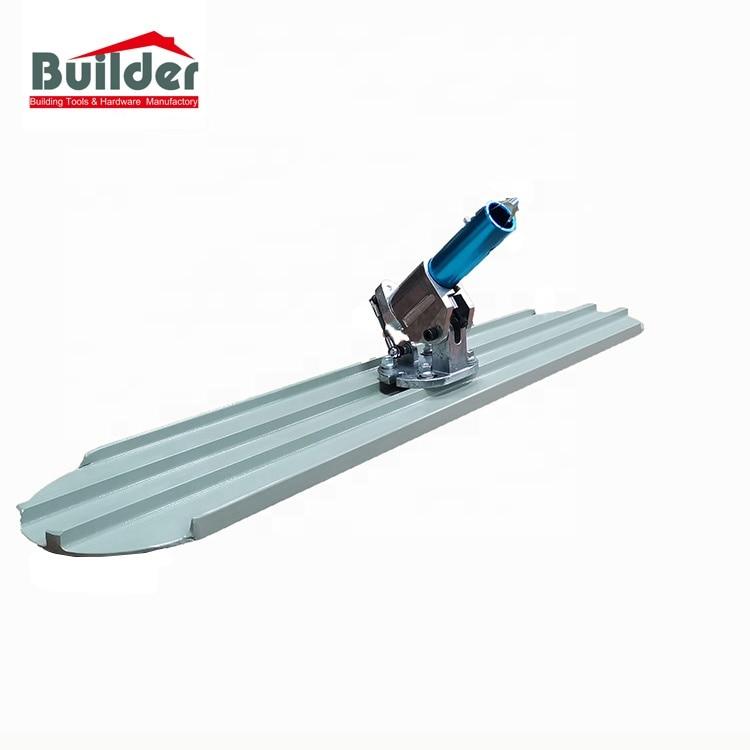 "48"" Magnesium Bull Float Blade Concrete Tool Trowel Blade enlarge"