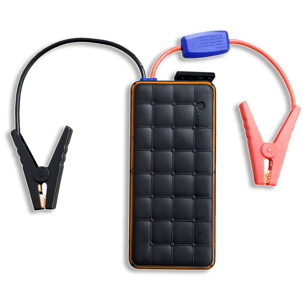 GKFLY Waterproof 1000A Car Jump Starter 12V Emergency Starting Device Cables Vehicle Battery Charger Portable Power Bank