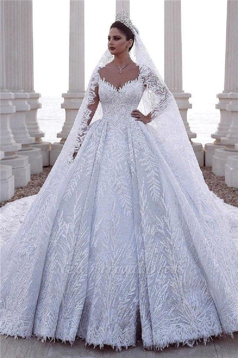 платье bezko bezko mp002xw18tnc Роскошное Свадебное платье, длинное платье принцессы 2020, свадебное платье без бретелек, с бисером, платье, свадебное платье высокого класса