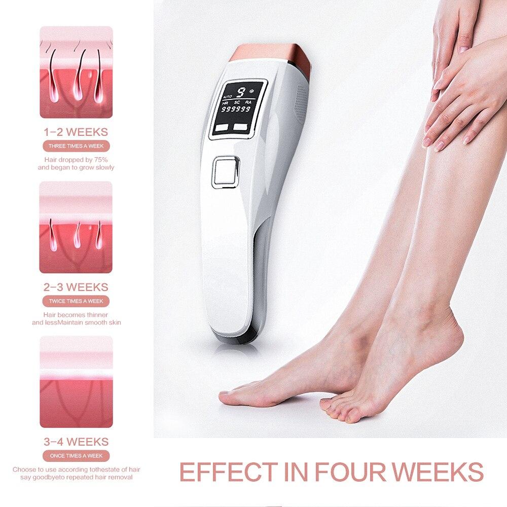 99W Flash Shaving hair removal IPL Laser Epilator Women  Home Use professional Photoepilator Hair Removal Machine for Whole Body enlarge
