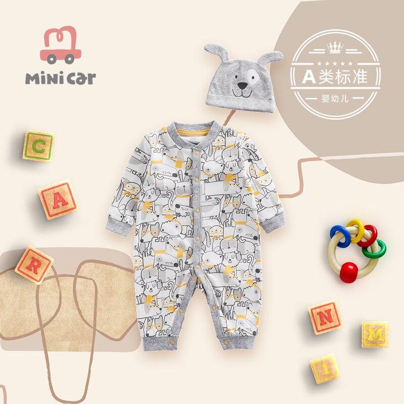 Автомобильная детская одежда, детская цельная одежда, Одежда для новорожденных в стиле «full moon», детская одежда в стиле хип-хоп для скалолаза...