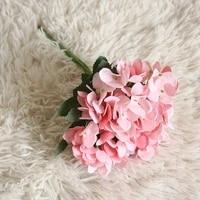 Plante de fleur artificielle hortensia papillon  bonsai  decoration de mariage  vent  maison  salon  arrangement de fleurs  fausse fleur