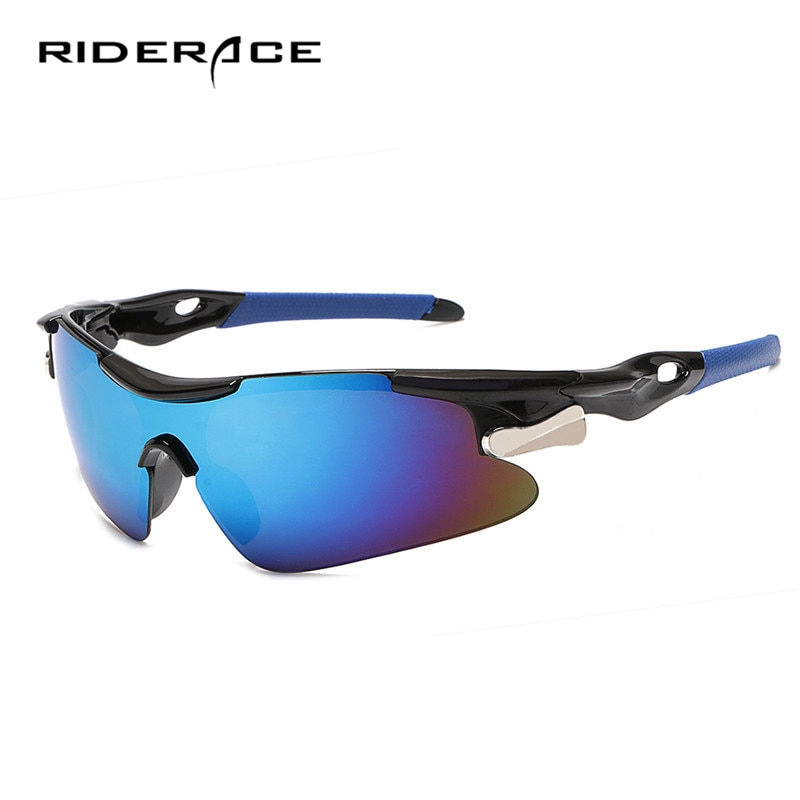 Sports Men Sunglasses Road Bicycle Glasses Mountain Cycling Riding Protection Goggles Eyewear Mtb Bi