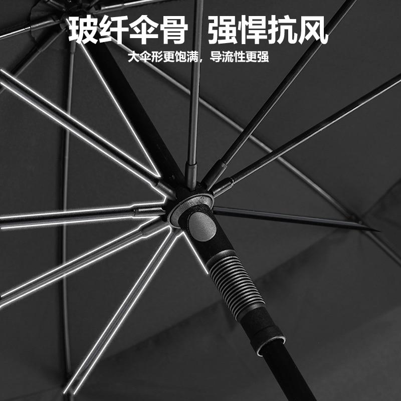 182cm Double Folded Sunshade Umbrella Reverse Man Large Beach Umbrella Windproof Strong Sombrillas Para Lluvia Y Sol Rain Gear enlarge