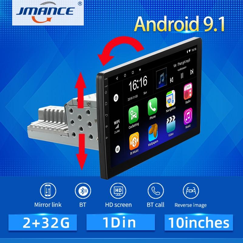 JMANCE Car Radio 10