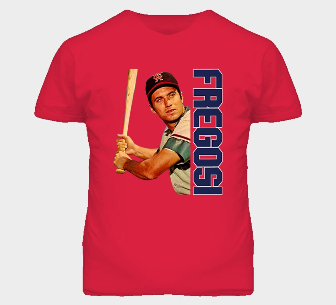 Los Angeles California Baseball Jim Fregosi T Hemd