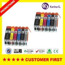 Compatible For Canon PGI670 CLI671 PGI-670 Ink Cartridge For PIXMA MG7760 MG7765 MG7766 TS5060 TS6060 TS8060 TS9060 etc.