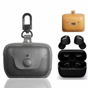 Newest PU Leather Headphone Protective Cover For Edifier TWS2 Wireless Bluetooth Headset Eraphone Case