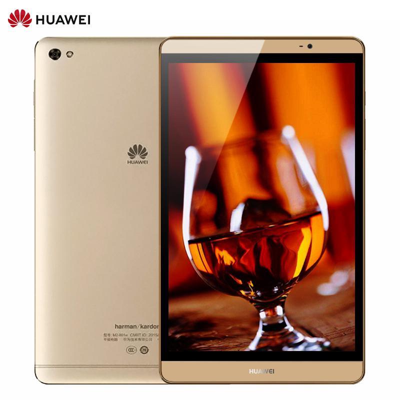 Huawei MediaPad 8 pulgadas M2 Tablet Hisilicon Kirin 930 Octa Core 3GB RAM + 32GB ROM 2MP + 8MP Cámara batería de 4800mAh Android 5,1 OS