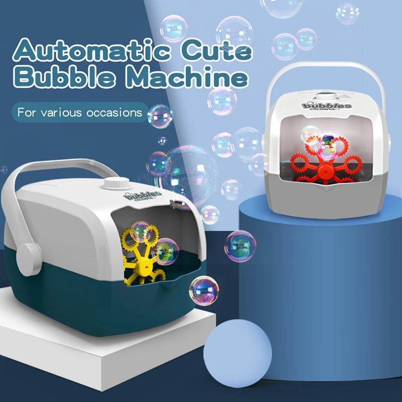 Автоматическая машина для изготовления пузырьков для чемоданов, электрическая машина для изготовления пузырьков для вечеринок и сцены, ул...