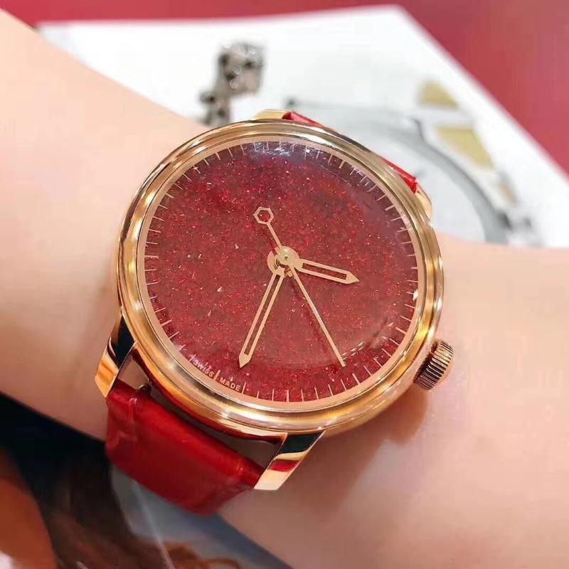 Waterproof Watch Quartz Watch Women's Watch Stainless Steel Watch enlarge