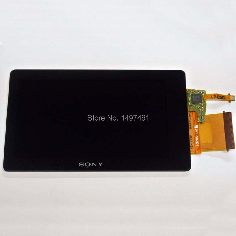 Original Nuevo LCD táctil reparación de pantalla Sony DSC-TX200 TX200 TX200V TX300 TX300V TX30 TX30V Cámara