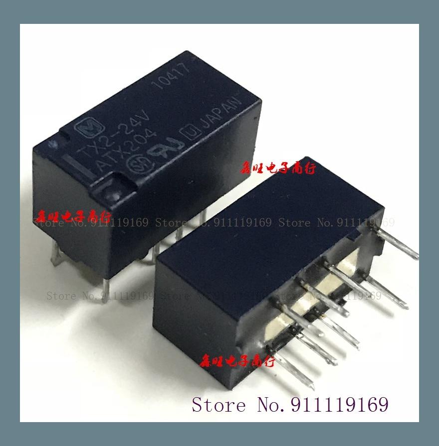O velho TX2-24V G6S-2-24VDC