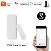 Detecteur intelligent douverture fermeture de porte  wi-fi  interrupteur magnetique  capteur de fenetre  alerte de securite a domicile  SP99