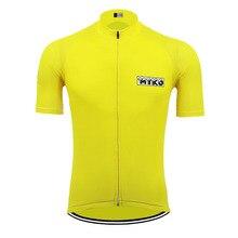 Nouveau Maillot de cyclisme ropa Ciclismo haut équipe de course vêtements de cyclisme vtt équipement de vélo Maillot de sport