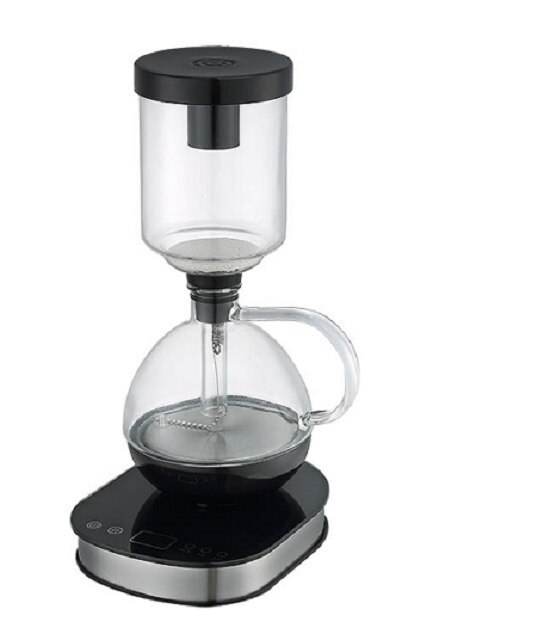 Home Kitchen 3cups Electrical siphon espresso coffee maker machine