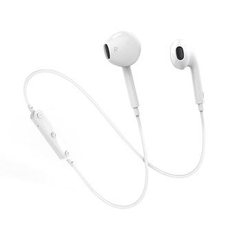 S6 Bluetooth Headset New Wireless Sports Headphone Head-Mounted Mobile Phone Headset Stereo Mini Blu