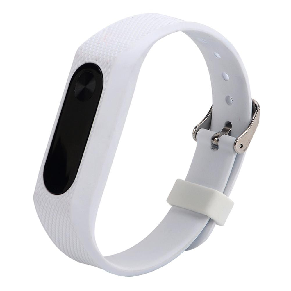 4 chigu double color accessories pulseira miband 2 strap replacement silicone wriststrap for m44258 181018 jia For mi band 2 Strap Bracelet Accessories Pulseira Miband Replacement Silicone Wriststrap Smart Wrist for Xiaomi Mi Band 2 Strap