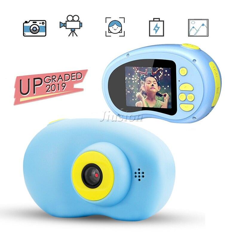 Niños Mini Vlogging cámara HD niños Digital Video foto Camara Fotos bebé...