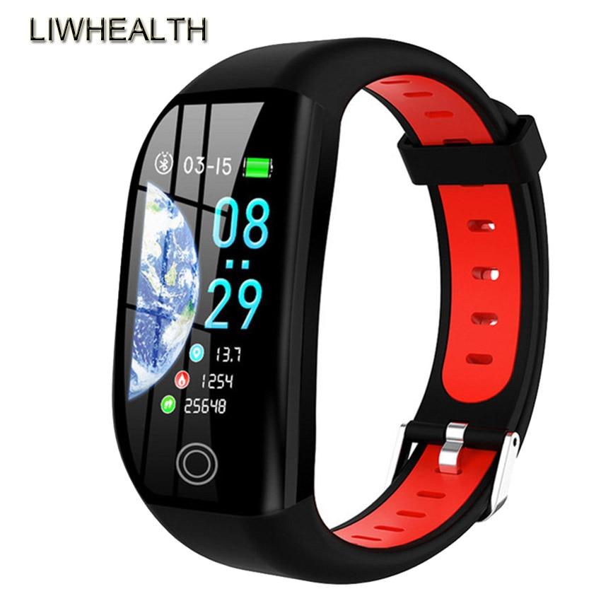 ساعة السباحة الذكية IP68 للرجال والنساء ، ساعة ذكية مع تطبيق GPS ، ساعة ذكية مع التحكم في ضغط الدم لـ Apple/Xiaomi PK Mi Band 4 ، Montre Connect