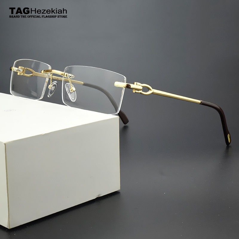 الرجعية ماركة النظارات الإطار النساء مربع نظارات إطار الرجال 2021 قصر النظر الكمبيوتر إطارات نظارات طبية Vintage مصمم اليدوية nerd