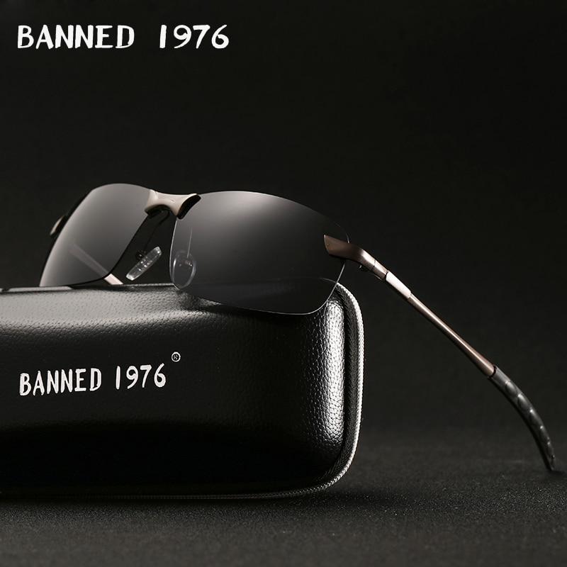 2020 anti glare Fashion Polarized Outdoor Men Sunglasses Brand Designer metal classic driving women sun glasses oculos 3043