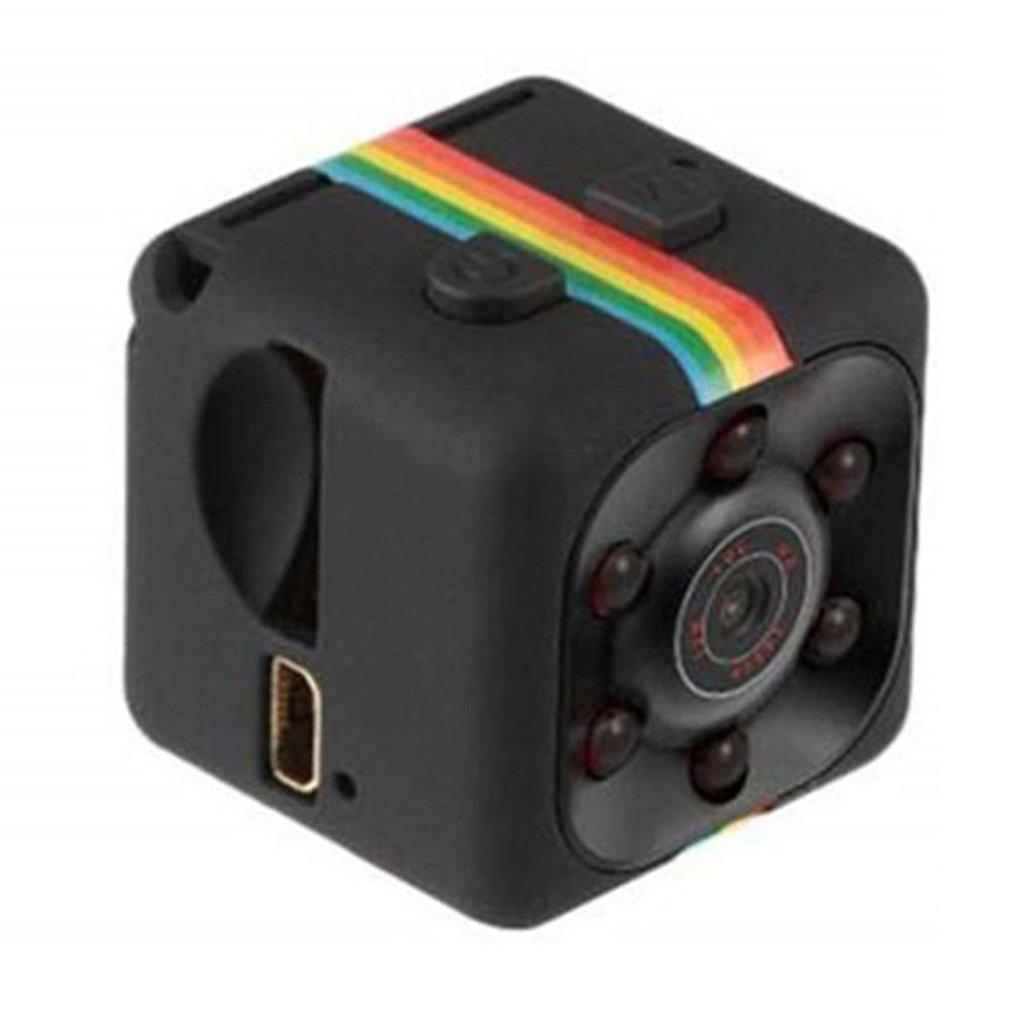 SQ11 Mini Camera HD 1080P Sensor Sport Infrared Nigh Motion Sensor Pocket Small Camcorder Night Visi